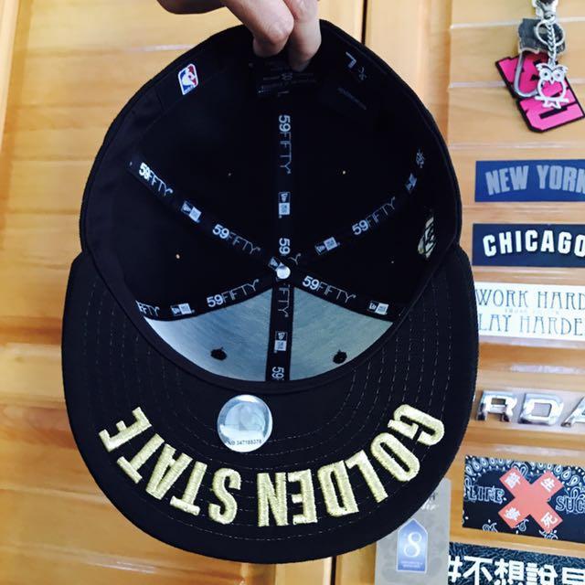 New era 勇士 NBA GOLDEN STATE 帽子