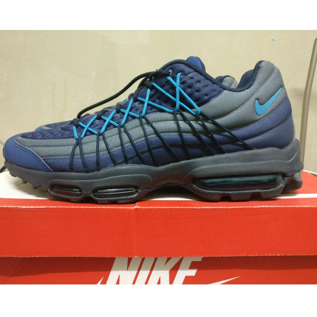 11b2e803408c Nike Air Max 95 Ultra SE Coastal Blue (UK8 US9)