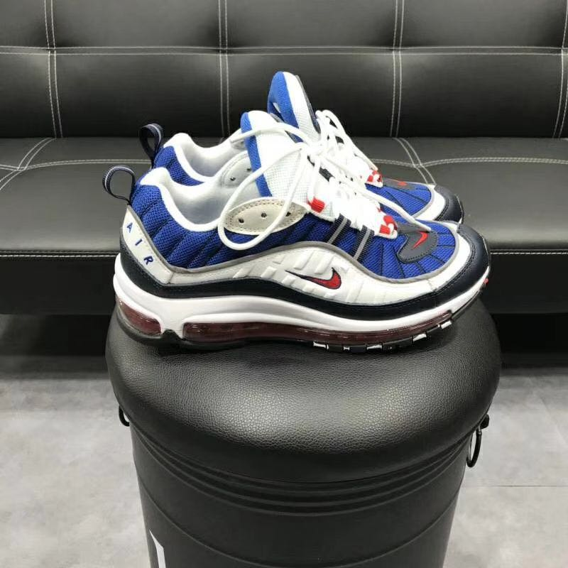 the latest 4ac68 c0ad6 Nike Air Max 98 OG Gundam