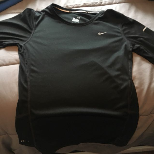 Nike run fit shirt