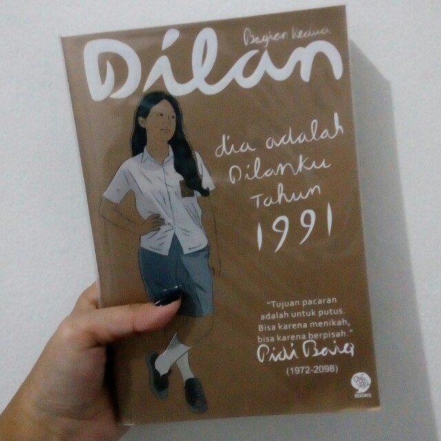 novel dilan 1991 online