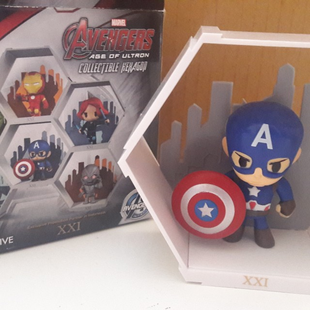 Pajangan Marvel Captain America