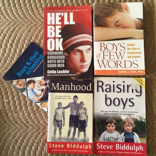 Parenting boys bundle