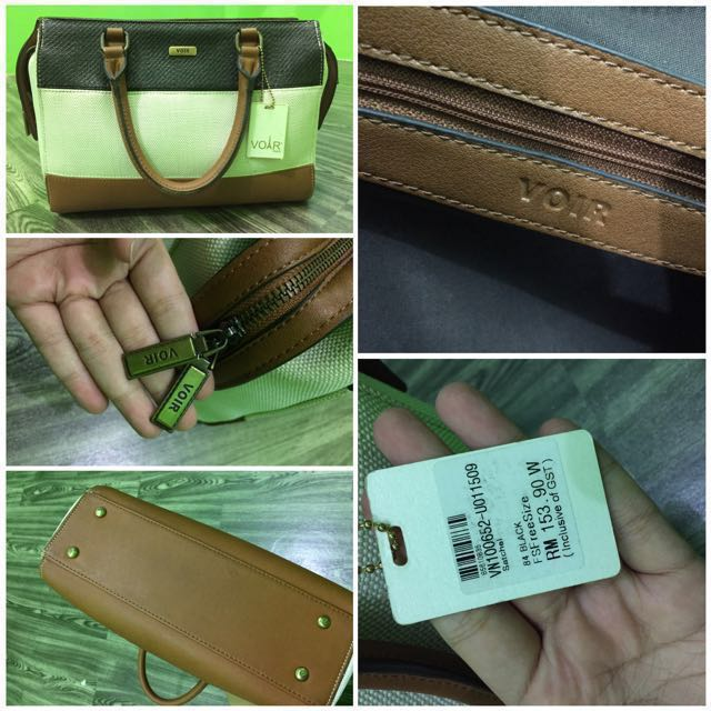 ce12746d9cde Reduced] Voir Handbag, Women's Fashion, Bags & Wallets on Carousell