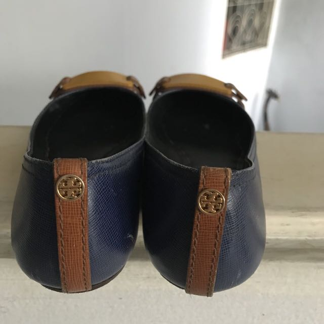 c762315e582 Sepatu Tory Burch Authentic Ukuran 38