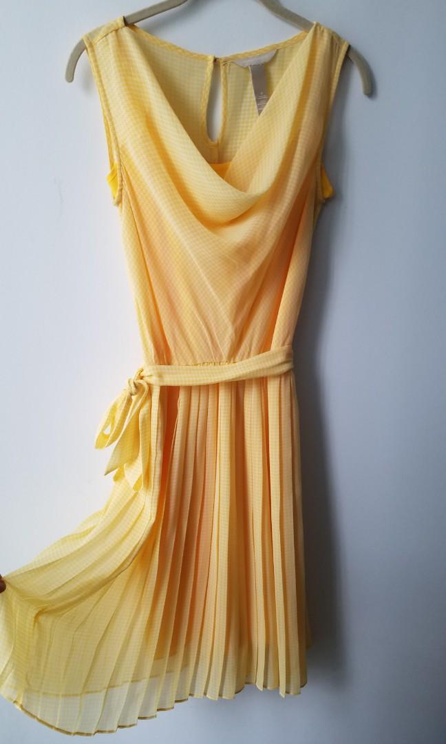 Size XS Chiffon Belle Dress