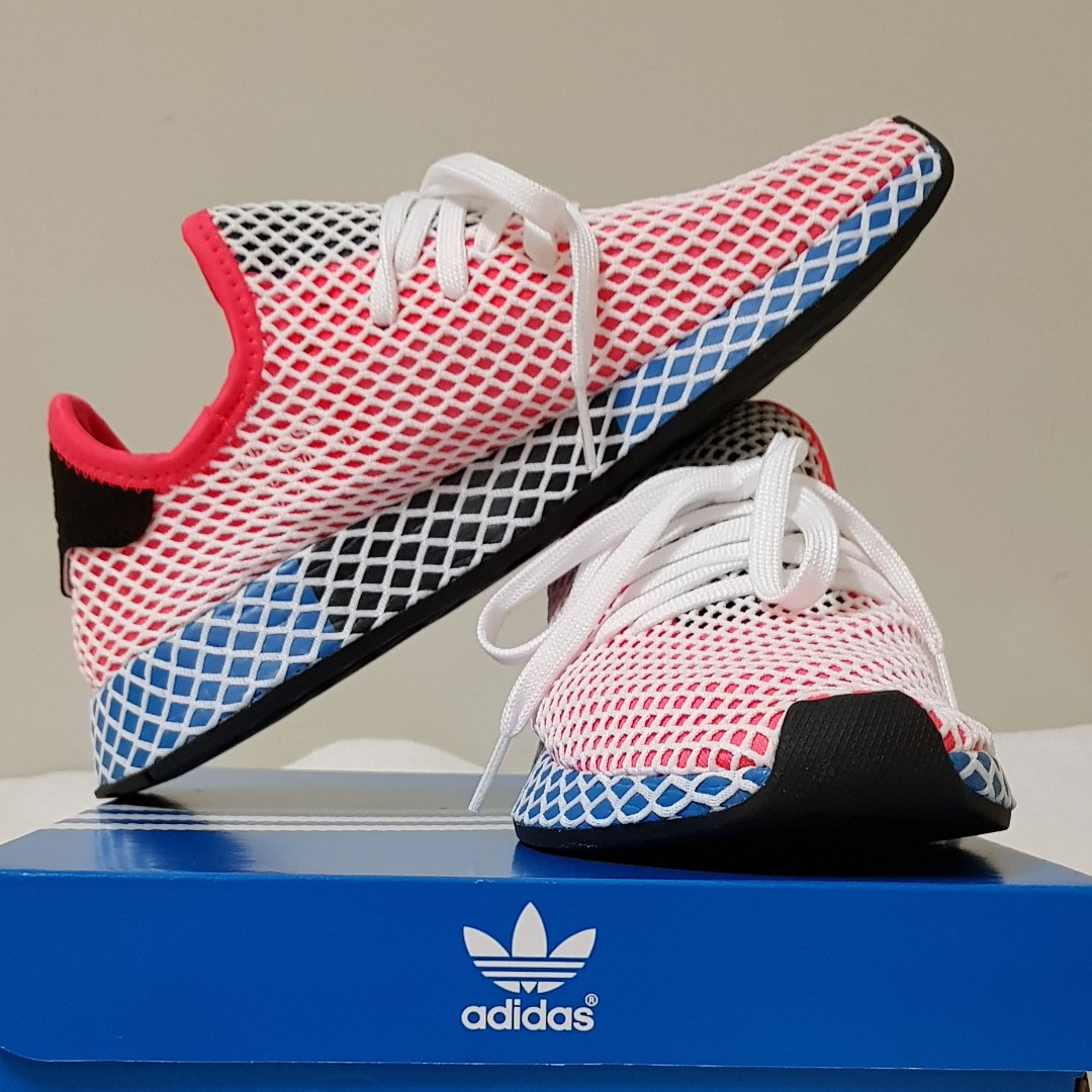 950f25f04cf9e CLEARANCE  ) US 8 Adidas Originals Deerupt Runner