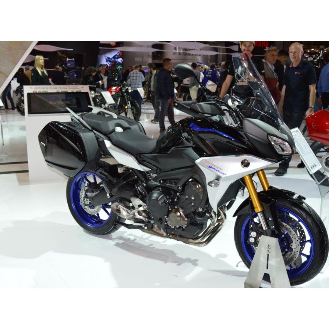 yamaha mt 09 tracer gt motorbikes motorbikes for sale. Black Bedroom Furniture Sets. Home Design Ideas