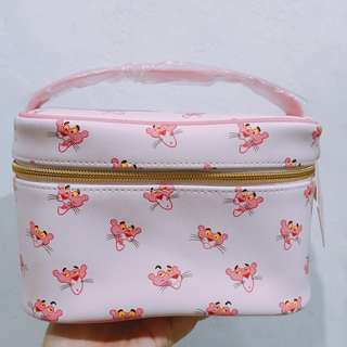 Miniso - Pink Panther Make Up Pouch