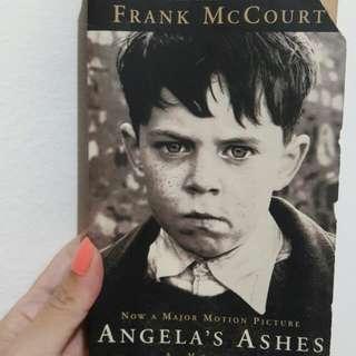 Angela's ashes (En) by Frank mcCourt