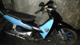 Honda wve 110 orig papers