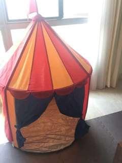 3. Ikea Tent