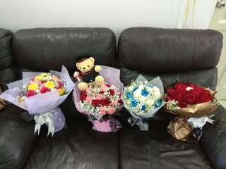Flower bouquet/hand Bouquet/birthday Bouquet/anniversary Bouquet/proposal Bouquet/mother's day Bouquet