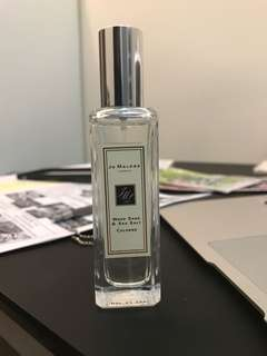 Jo Malone 香水 perfume wood sage&sea salt