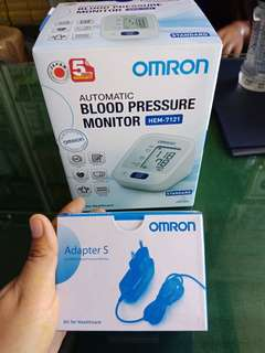 Omron Digital BP apparatus