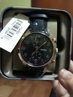 Fossil Men's Watch BNIB