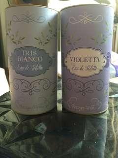 Iris Bianco & Violetta