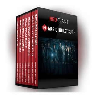 MAGIC BULLET SUITE v13.0.3 - For Mac only #JAN55