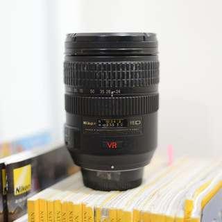 24-120mm Nikon AF 1:3.5-5.6 G