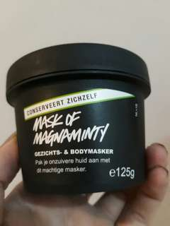 Lush Mask from Germany