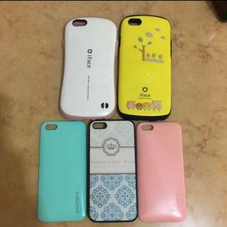 Iphone5 & 6 case
