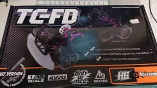 HPI TC FD touring chassis