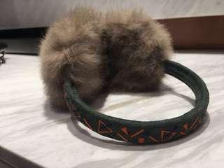毛毛耳套❄️冬天旅行必備