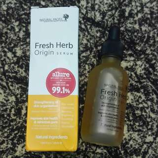 Natural Pacific Fresh Herb Serum