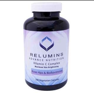 RELUMINS SKIN BRIGHTENING CAPSULES