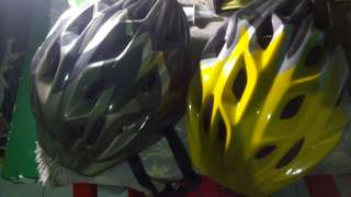 Bike Helmets (price negotiable)