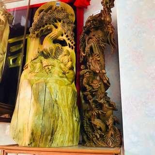 木雕 雕刻