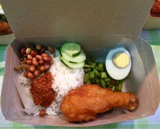 Lunch box (paper)