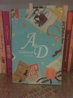 A&D wattpad