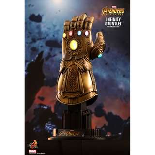 Hot Toys - ACS003 - Avengers: Infinity War - Infinity Gauntlet (1/4 Scale)