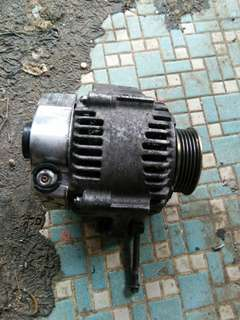 alternator sm4/sv4 4pin kepala bulat
