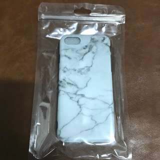 iPhone7 Case 雲石 軟膠 全包