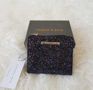 Original Charles n Keith Mini Wallet