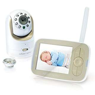 [IN-STOCKS] Infant Optics DXR-8 Video Baby Monitor with Interchangeable Optical Lens