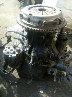 gearbox manual  honda sv4/sm4