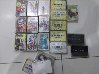 All Cassette tape for sell