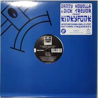 "Vinyl 12"" : Danny Howells & Dick Trevor - Kinkyfunk"