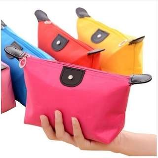 Woman Pouch Cosmetic bag toiletries bag