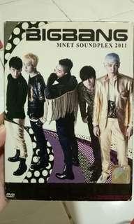 BIGBANG MNET SOUNDPLEX 2011