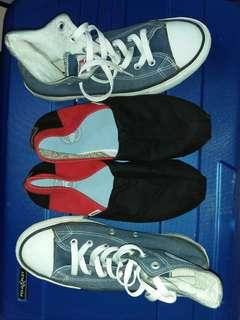 Sepatu converse 37 , kawai 37