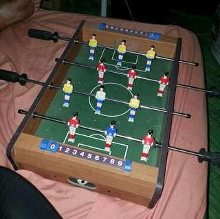 Mini football soccer game