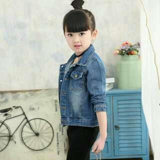 Jacket Kids Denim