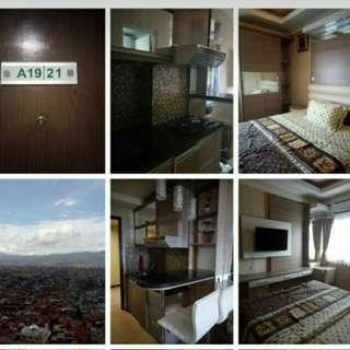 Sewa harian apartemen the suite