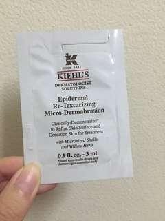 Kiehls Epidermal Re-Texturizing Micro-Dermabrasion Primer