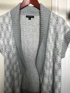 Banana republic waterfall cardigan