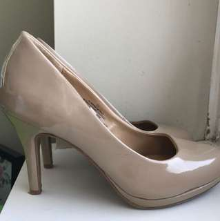 Merona Nude Pumps